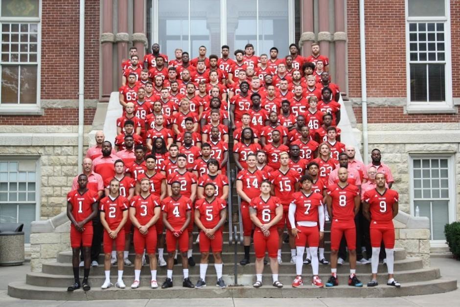 2018 Football Roster Friends University Athletics