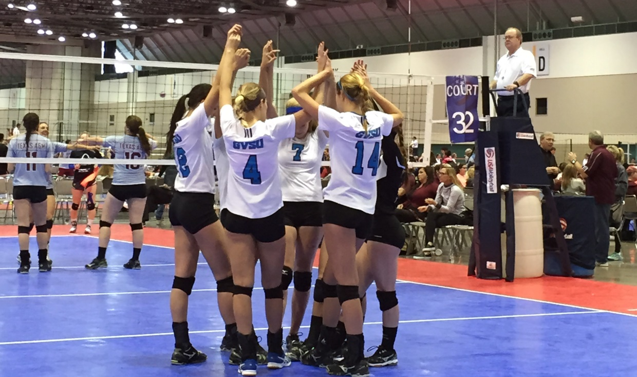 Grand Valley State University Club Sports 2020 Women S Volleyball