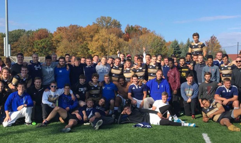 Gvsu Campus Map 2016.Grand Valley State University Club Sports 2018 19 Men S Rugby