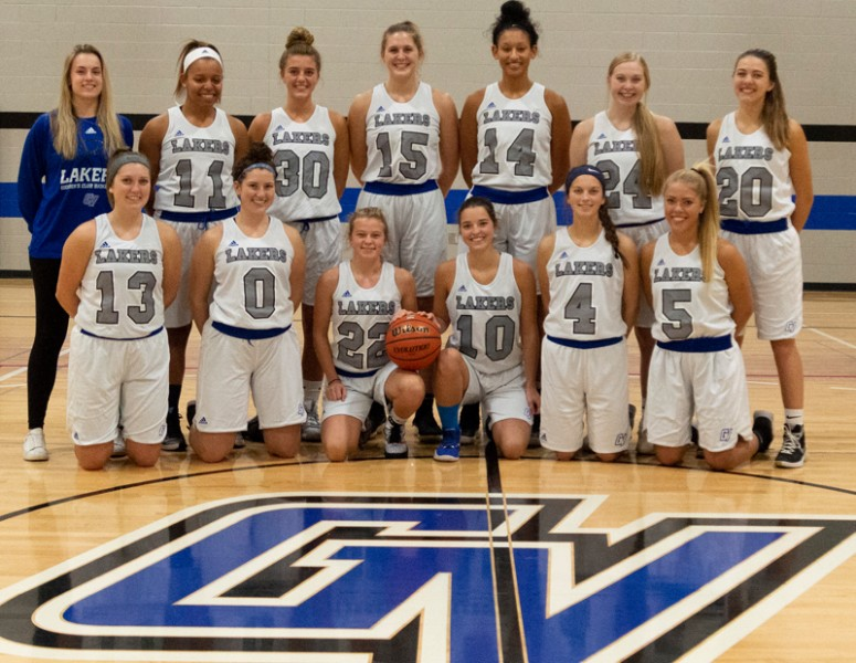 2019 20 Women S Basketball Roster Grand Valley State