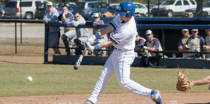 Knights Cruise To Dh Sweep Of Bluefield St Andrews University Athletics