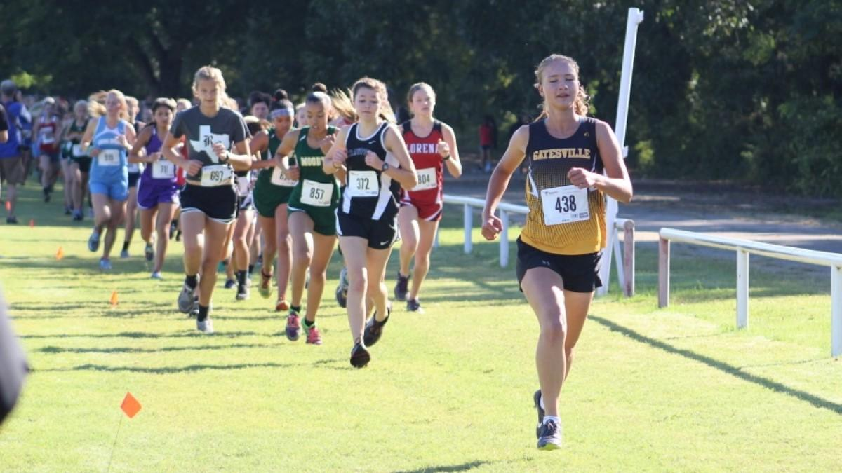 Girl Runners Finish 9th in Midway Meet | Gatesville High