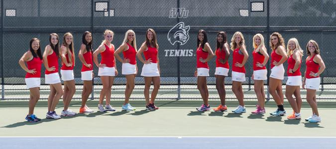 Middle Georgia State University >> Women S Tennis Outlasts No 14 Middle Georgia State