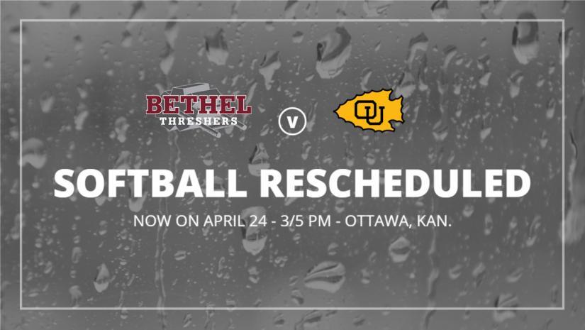 Threshers Schedule 2020 2020 Softball | Bethel College Athletics