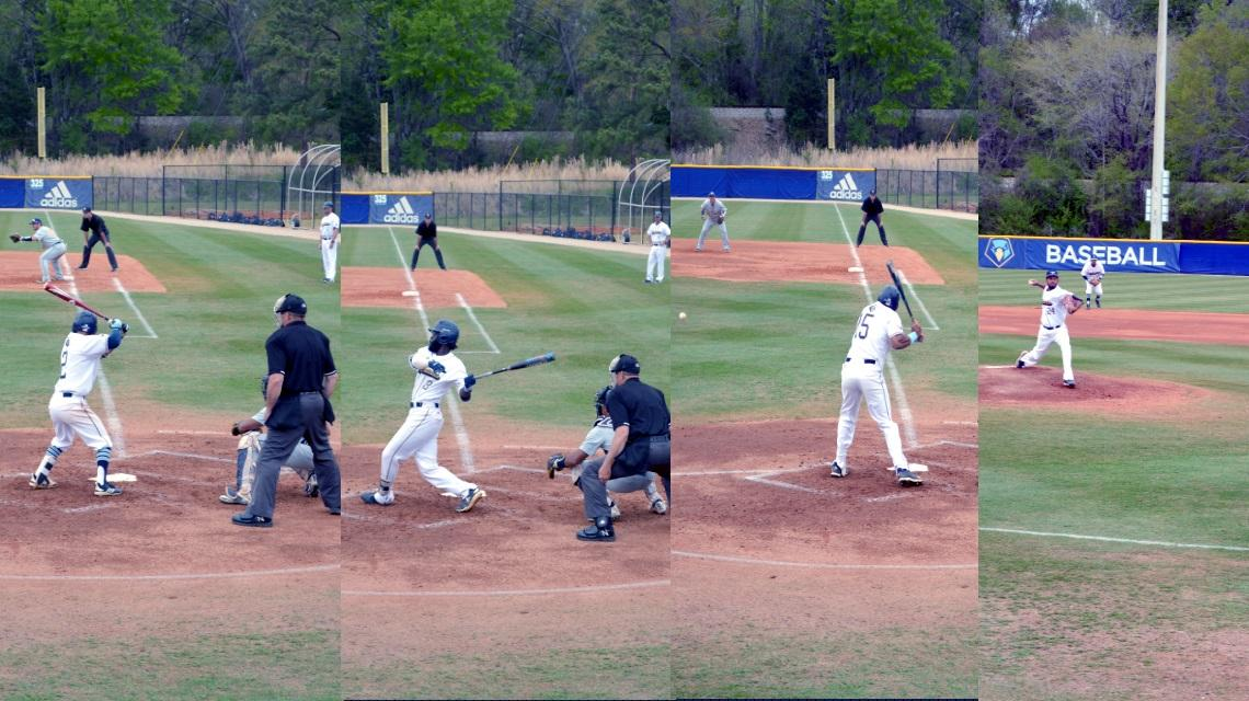 Point Baseball Splits Aac Twinbill At Bluefield Wins Game One 7 3 Point University Athletics