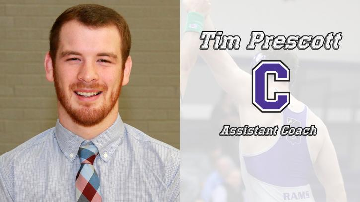 Prescott named head assistant on Cornell wrestling staff