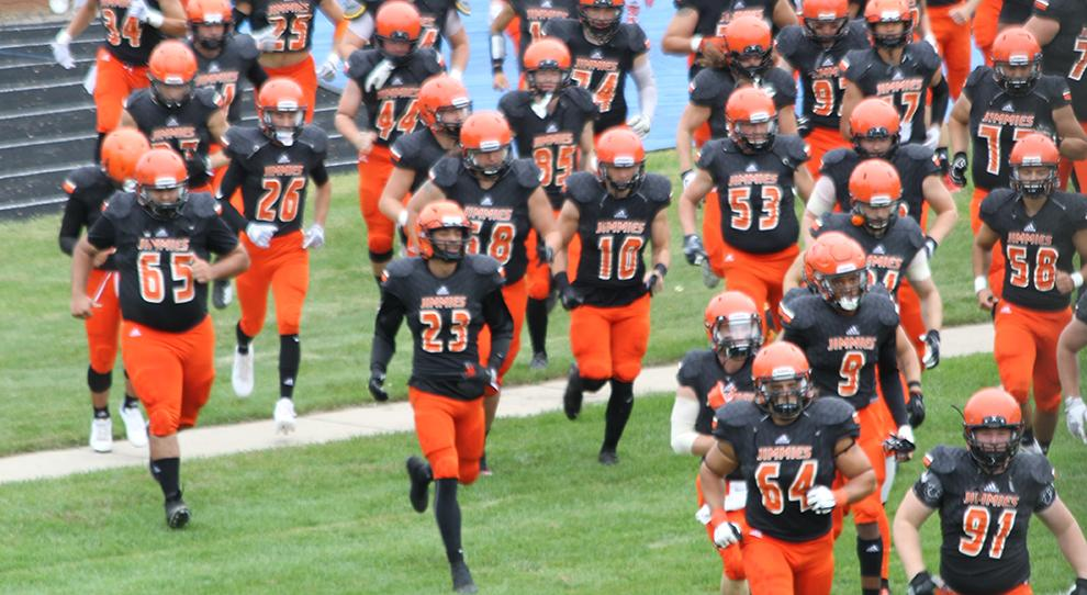 Jimmies Announce First Wave Of Recruits University Of Jamestown Athletics Athletics