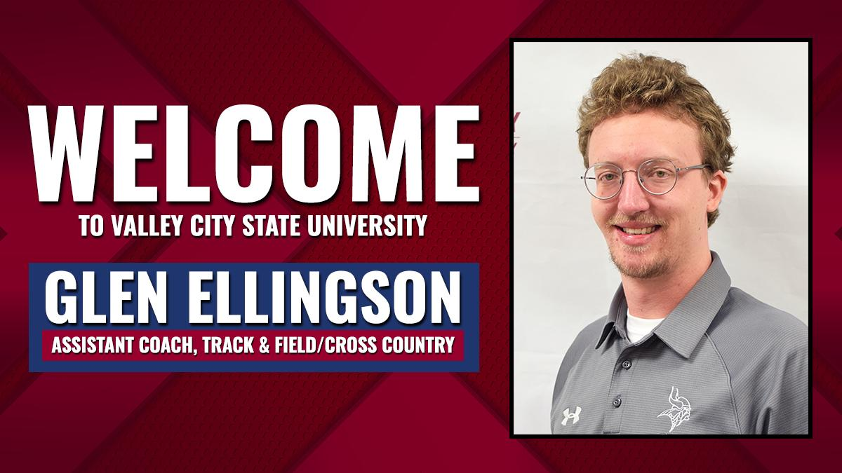 VCSU hires Glen Ellingson as assistant for Track and Cross Country | Valley  City State University Athletics