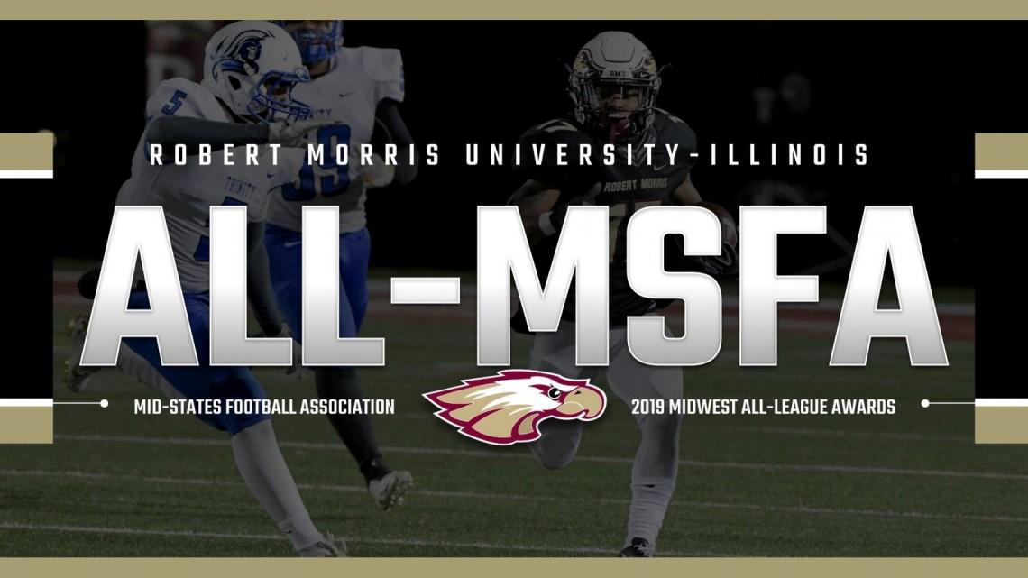 2019 Football Robert Morris University Athletics