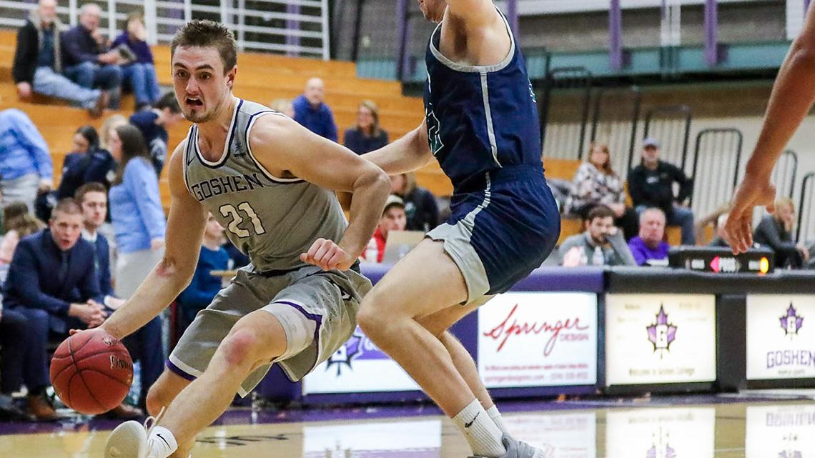Goshen College Announces 2019 20 Men S Basketball Schedule