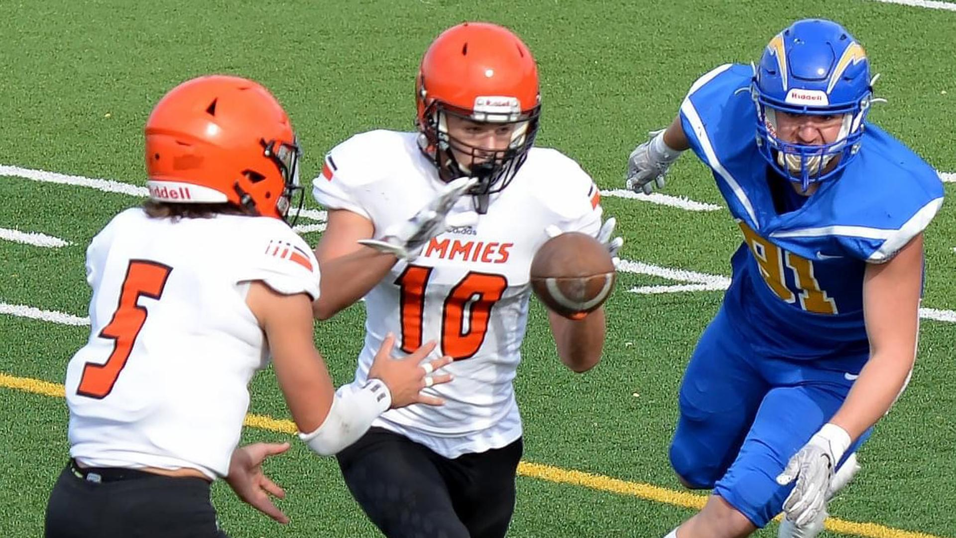 Jimmies Notch First Win Of Season At Briar Cliff University Of Jamestown Athletics Athletics
