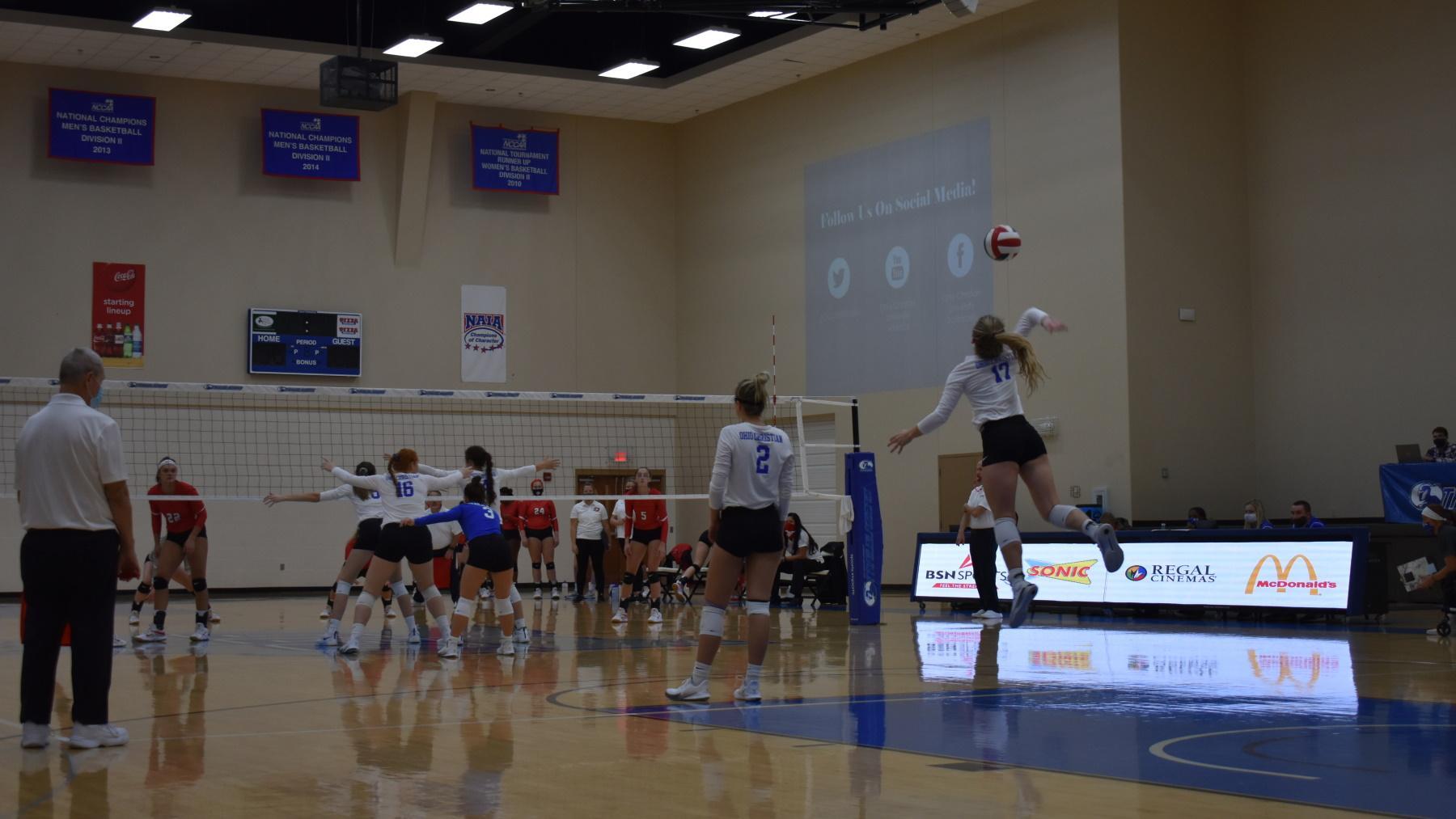 2020 Volleyball Ohio Christian University Athletics