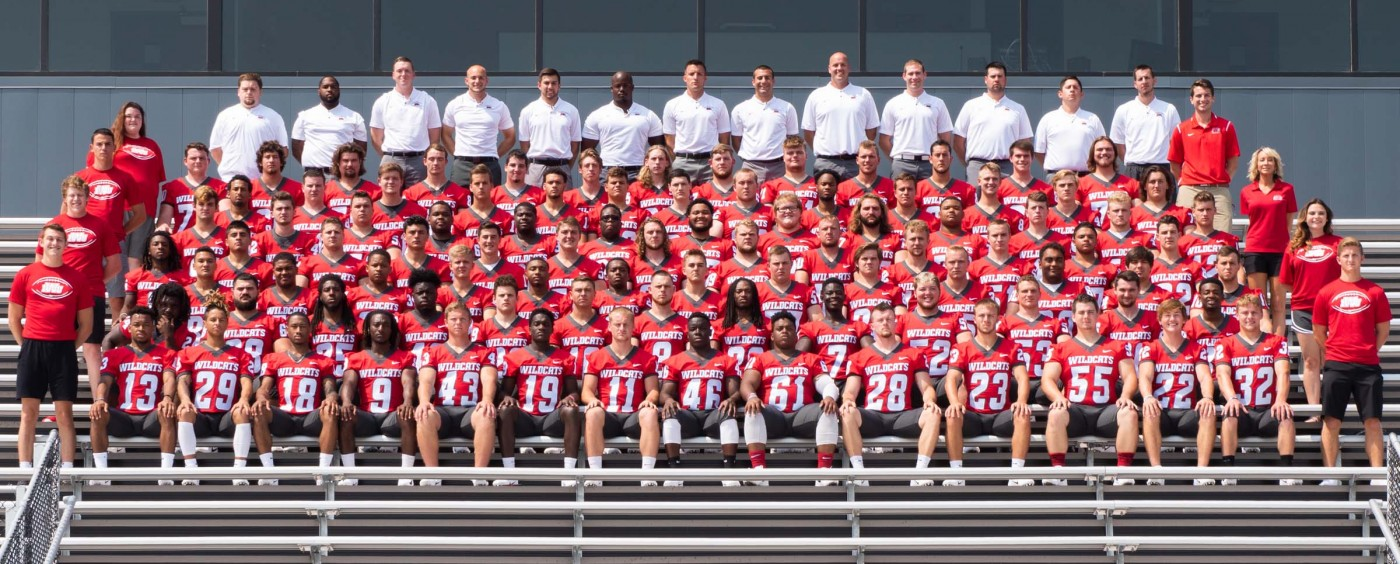 2018 Football Roster Indiana Wesleyan University Athletic Department Athletics