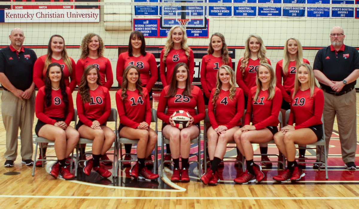 2016 Volleyball Roster Kentucky Christian University Athletics