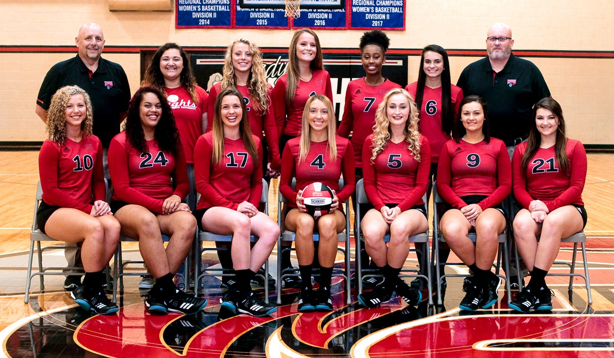 2017 Volleyball Roster Kentucky Christian University Athletics