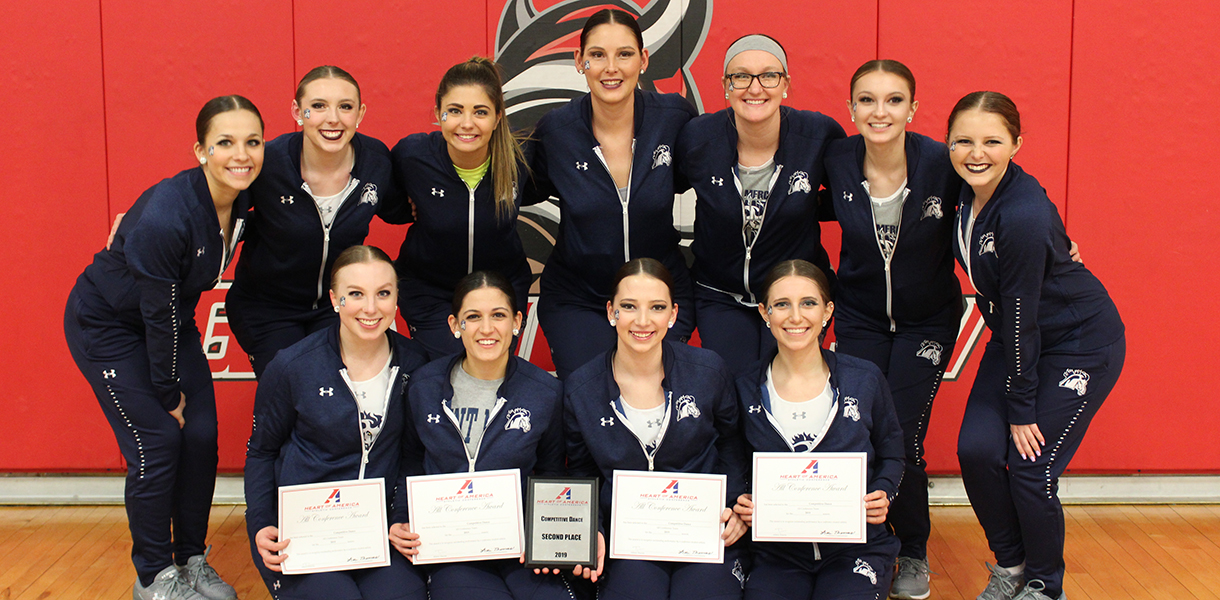 a1e8c00d20e ... Photo for Mustang dance is runner-up at Heart of America Championships  ...