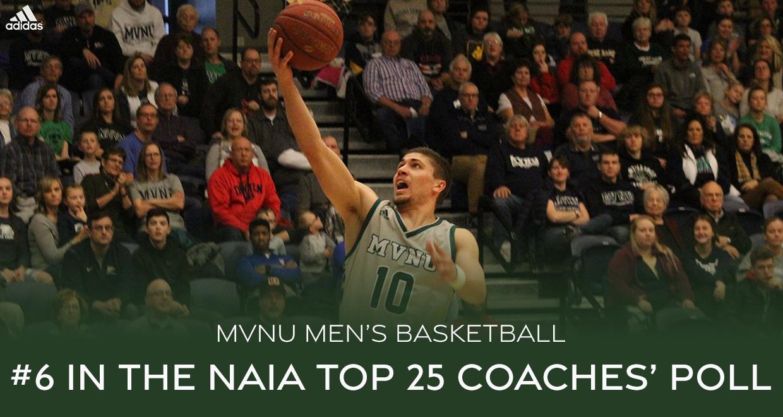 Mount Vernon Nazarene University 2019 20 Men S Basketball