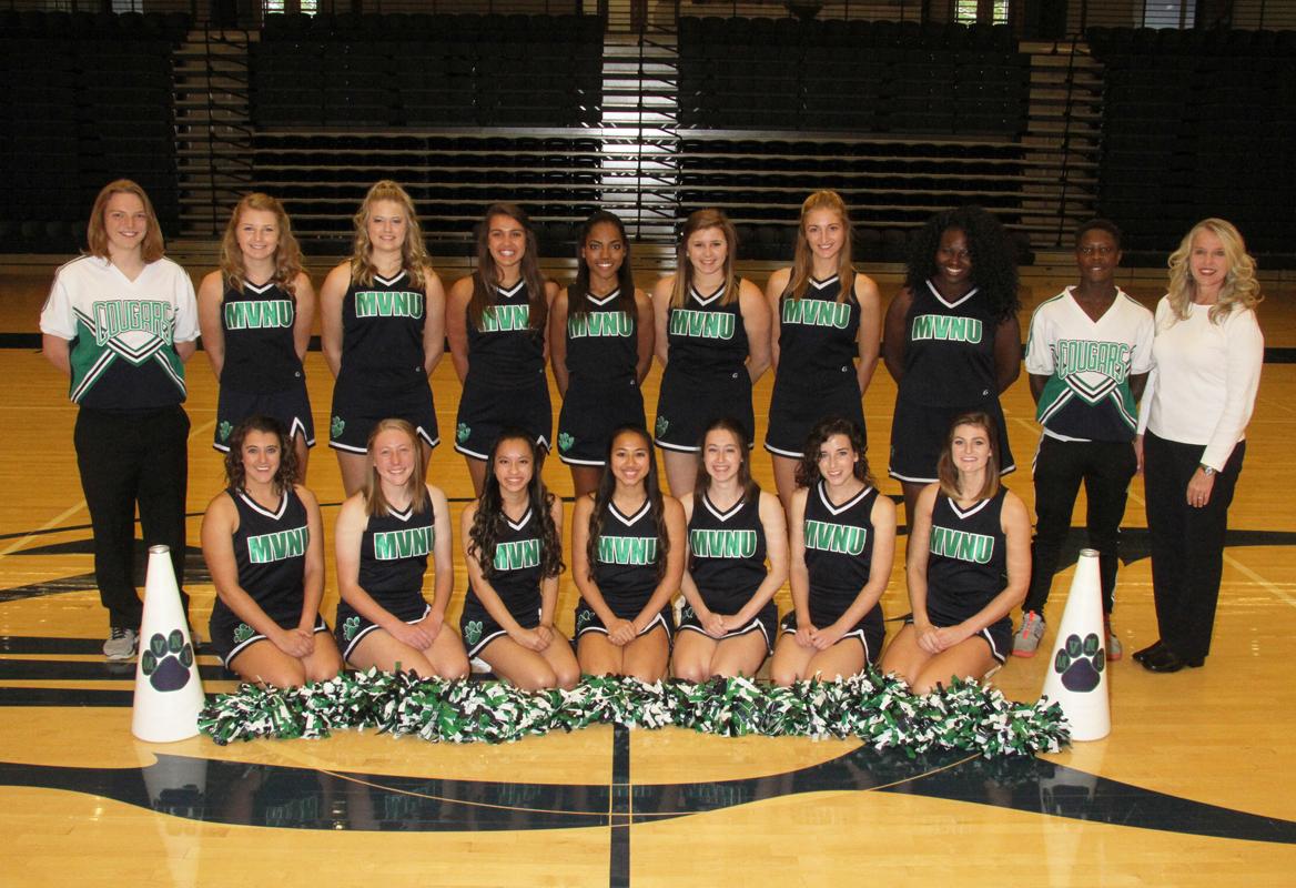 Mount Vernon Nazarene University >> 2017 18 Cheerleading Roster Mount Vernon Nazarene University