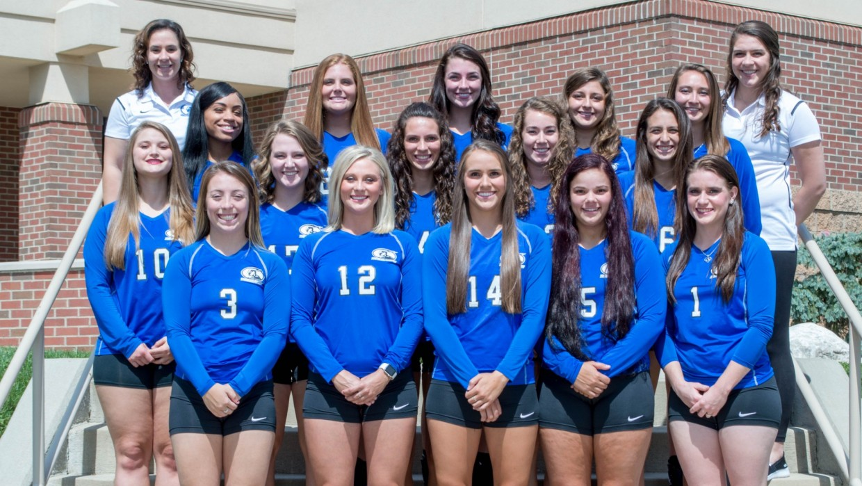 2017 Volleyball Roster Ohio Christian University Athletics