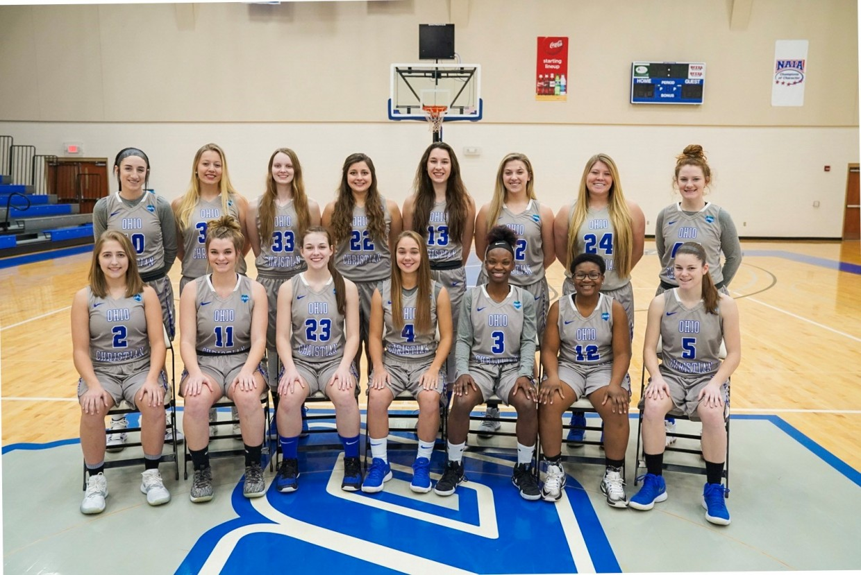 2018 19 Women S Basketball Roster Ohio Christian