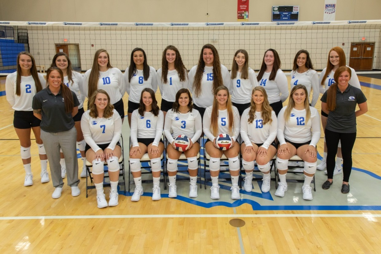 2019 Volleyball Roster Ohio Christian University Athletics
