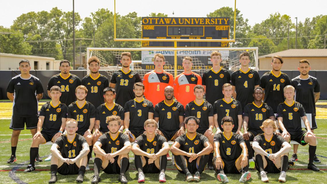 2020 Men S Soccer Roster Ottawa University Athletics