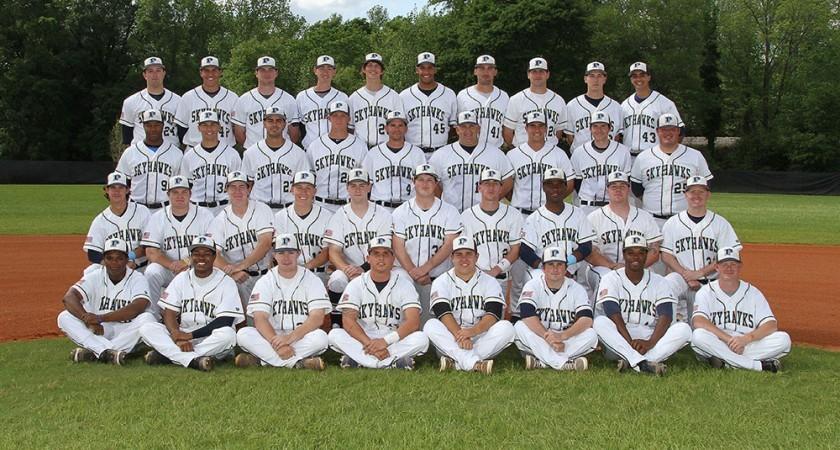 2015 Baseball Roster Point University Athletics