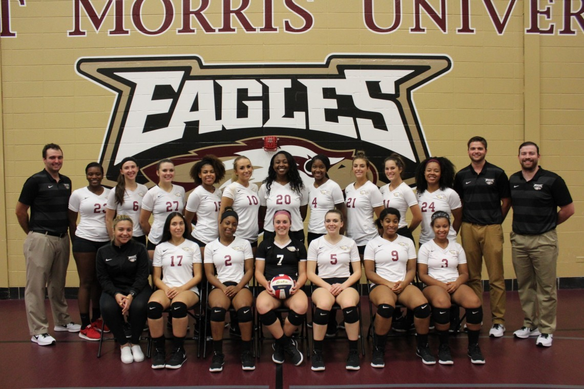 2018 Women S Volleyball Roster Robert Morris University Athletics