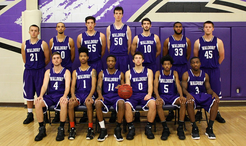 Waldorf University - 2016-17 Men's Basketball Roster