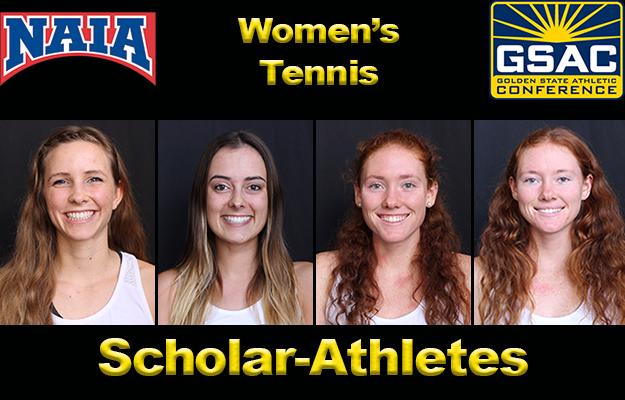 Arizona Christian University - 2019 Women's Tennis