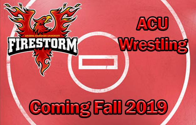 Arizona Christian University - 2019-20 Wrestling