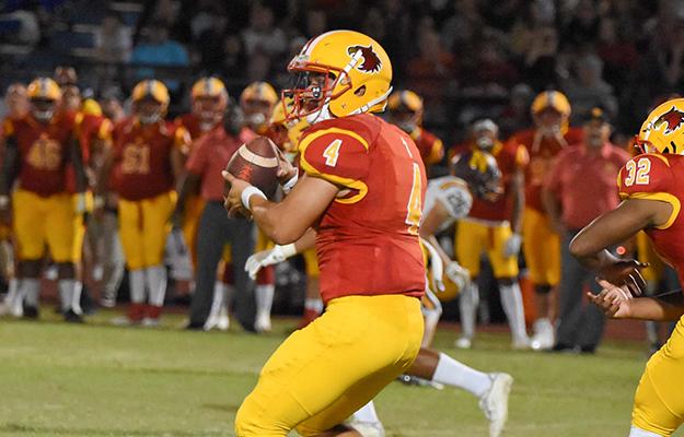 Arizona Christian University - 2019 Football