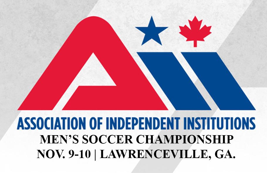 Association of Independent Institutions - 2019 Men's Soccer