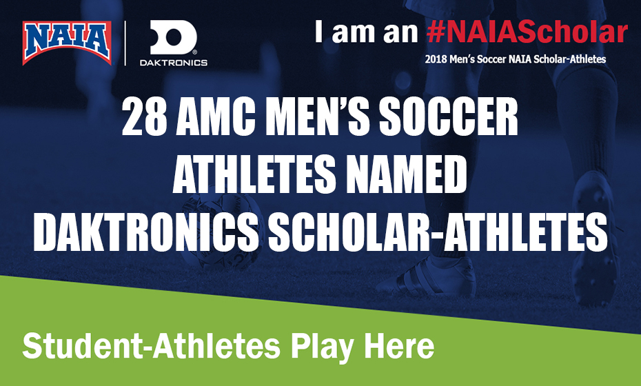 American Midwest Conference - 2019 Men's Soccer