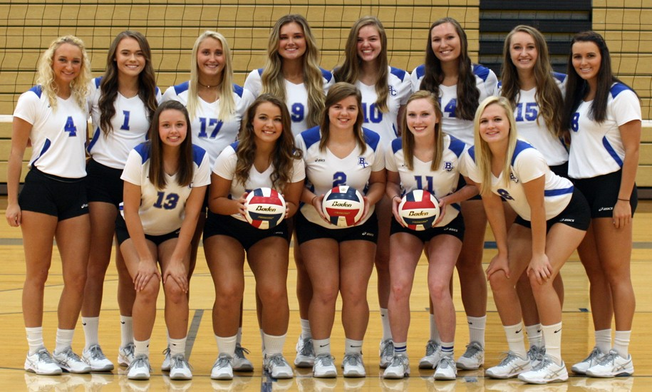 adf3b4d3c83557 2018 Women s Volleyball Roster - Bethel College