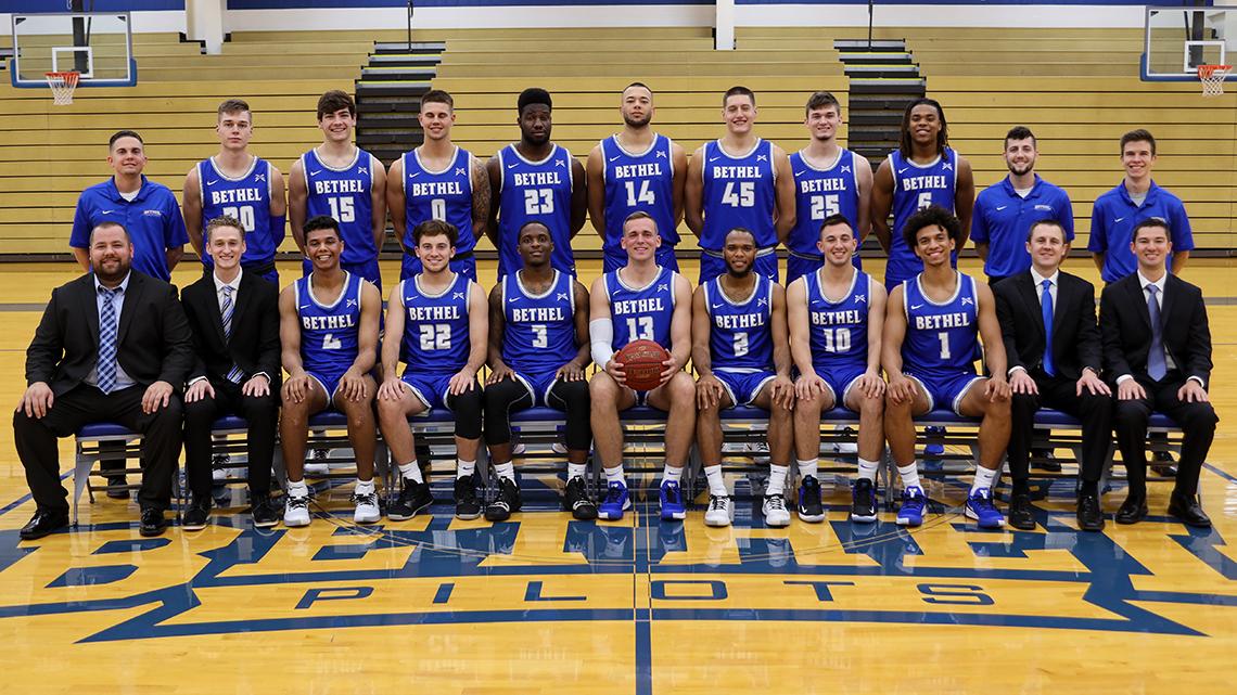 2019 20 Men S Basketball Roster Bethel University Athletics