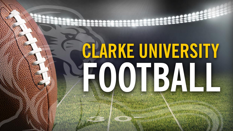 Northern Iowa Campus Map.2019 Football Clarke University