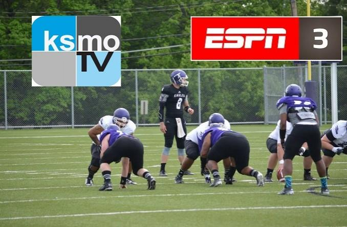 Football: Eagles to play on ESPN-3, KSMO-TV | Avila University Athletics