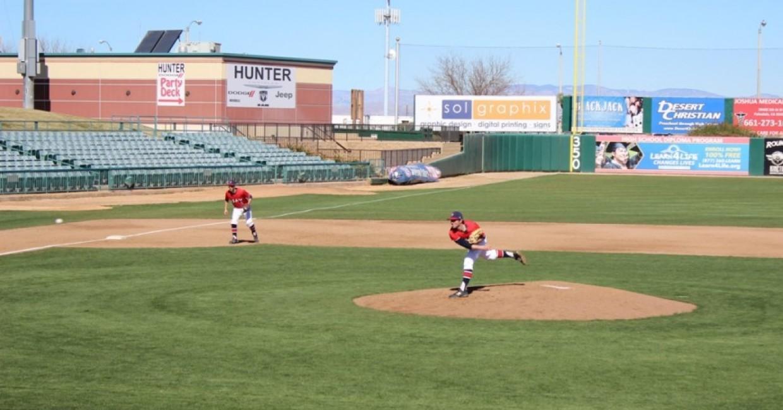UAV Baseball Takes Down NCAA Division III Claremont McKenna