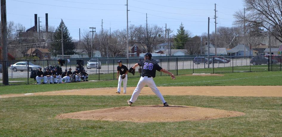Iowa Wesleyan Struggles To Get Bats Going Against Golden Eagles Iowa Wesleyan University Athletics