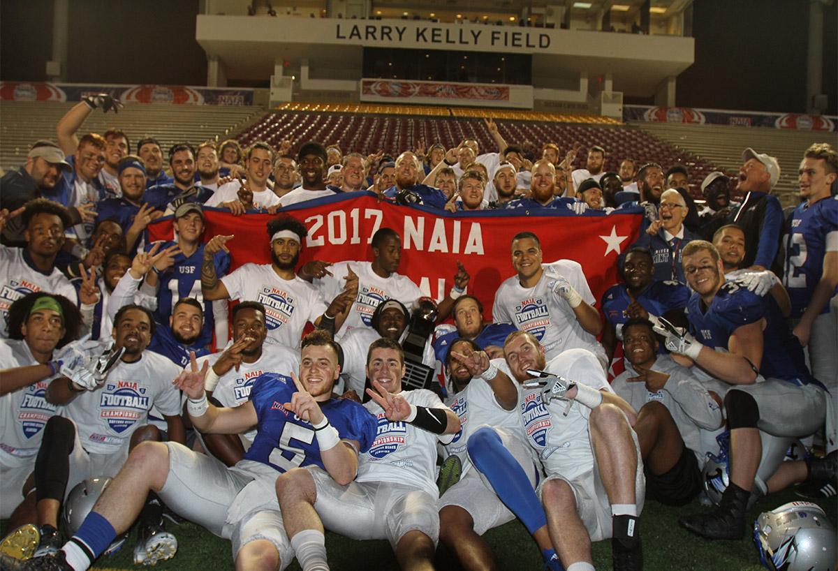 Saint Francis Repeats As Naia Champion Mid States Football Association