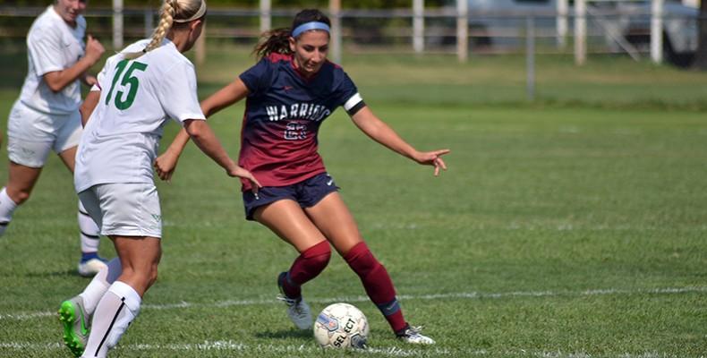 4091dcd1078 Women s Soccer Unable to Match Kansas Wesleyan