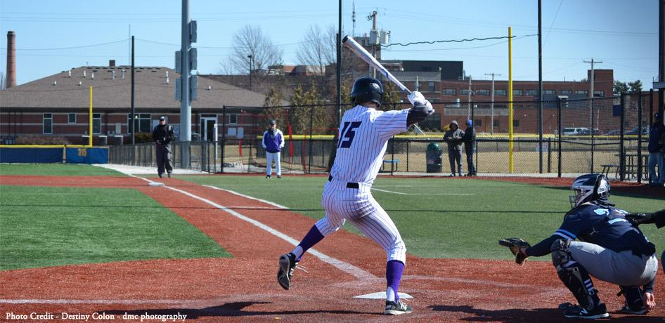 Baseball Swept By Principia In Home Opener Iowa Wesleyan University Athletics