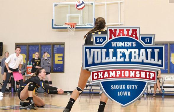 ERAU Volleyball NAIA Championship Pool Announced | California