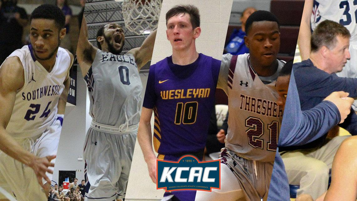 finest selection 06aa4 9e356 2018-19 KCAC Men's Basketball All-Conference Selections ...