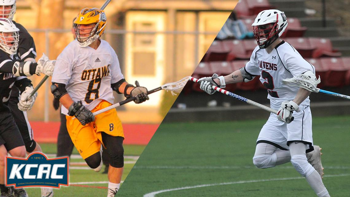fa970cb44ac0a 2019 All-KCAC Men s Lacrosse Selections Announced