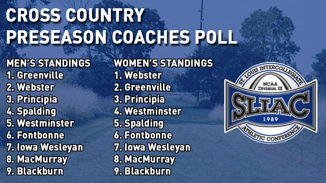 Mens And Womens Cross Country Tabbed For Seventh In Preseason Poll