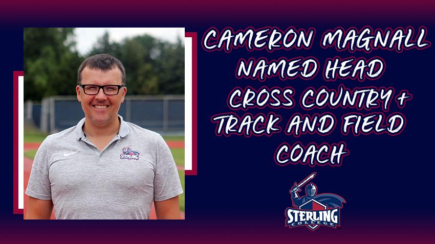 587f18a6bf28 Cameron Magnall named Head Cross Country/Track & Field Coach