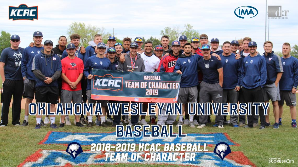 2020 Baseball | Kansas Collegiate Athletic Conference