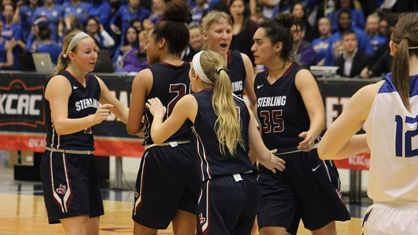 2cf5ed2c1ce Lady Warriors come up short in KCAC Championship, 62-57